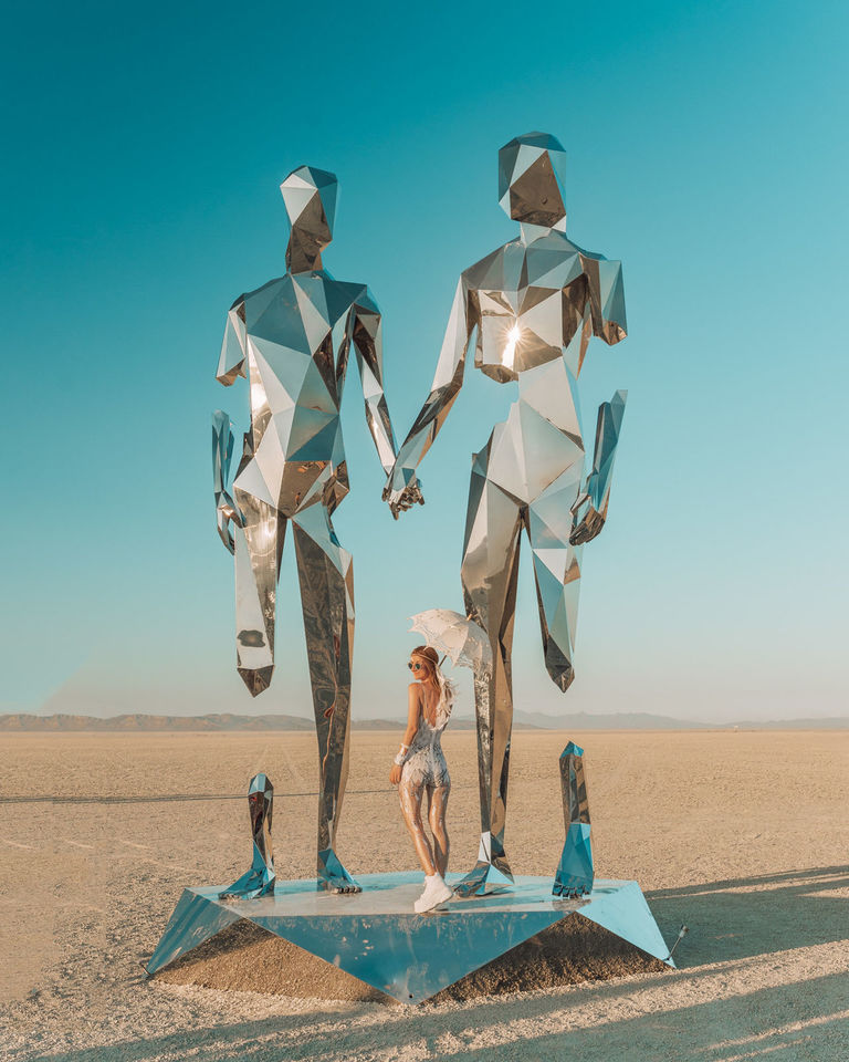 Fotos Burning Man 2019